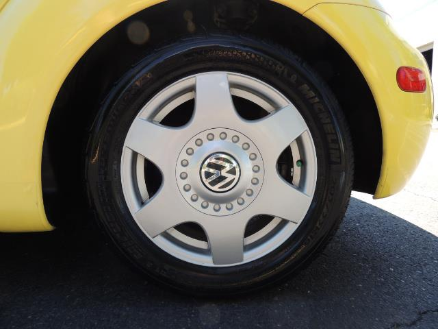 2001 Volkswagen Beetle GLX 1.8T Only 34,600 Original Miles Heated leather - Photo 22 - Portland, OR 97217