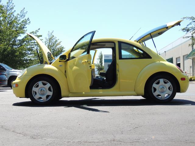 2001 Volkswagen Beetle GLX 1.8T Only 34,600 Original Miles Heated leather - Photo 9 - Portland, OR 97217