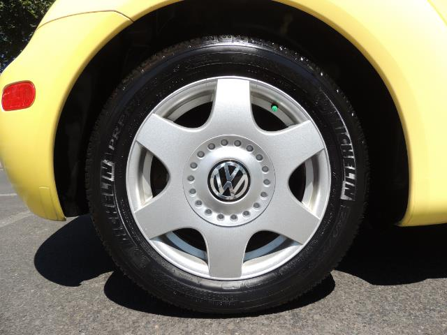 2001 Volkswagen Beetle GLX 1.8T Only 34,600 Original Miles Heated leather - Photo 39 - Portland, OR 97217