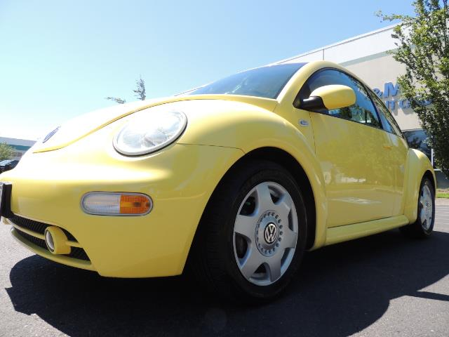 2001 Volkswagen Beetle GLX 1.8T Only 34,600 Original Miles Heated leather - Photo 23 - Portland, OR 97217