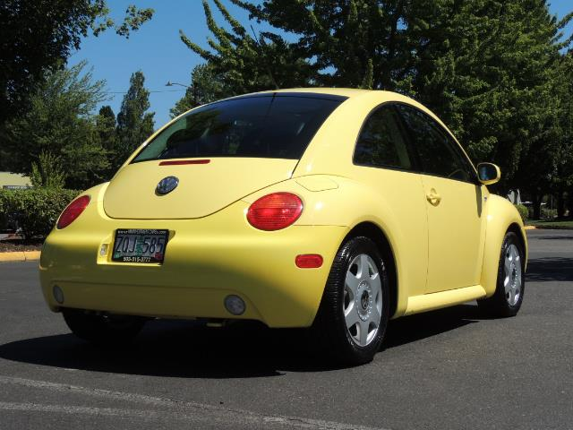 2001 Volkswagen Beetle GLX 1.8T Only 34,600 Original Miles Heated leather - Photo 8 - Portland, OR 97217