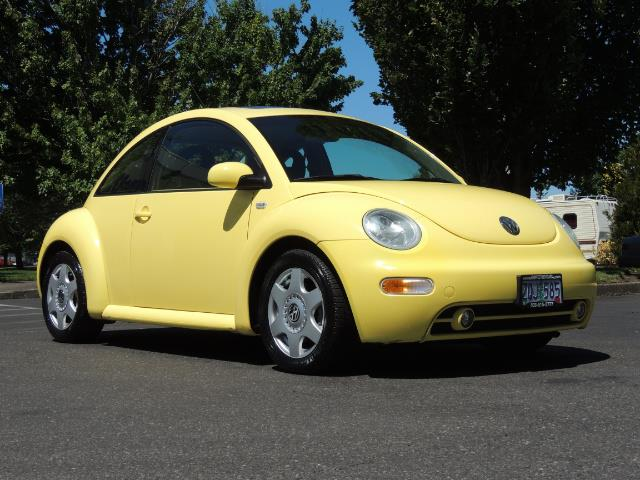 2001 Volkswagen Beetle GLX 1.8T Only 34,600 Original Miles Heated leather - Photo 2 - Portland, OR 97217
