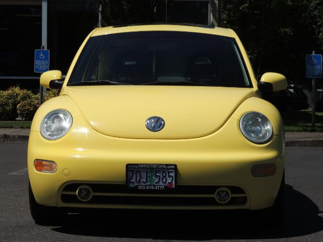 2001 Volkswagen Beetle GLX 1.8T Only 34,600 Original Miles Heated leather - Photo 5 - Portland, OR 97217