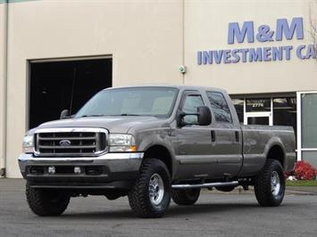2002 Ford F-350 Super Duty Lariat 4dr / 4X4 / 7.3L DIESEL / LIFTED Truck