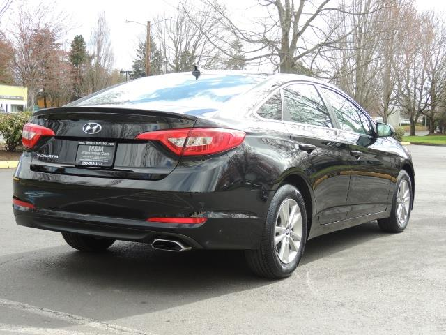 2016 Hyundai Sonata SE / Sedan / Back up camera / Factory Warranty - Photo 8 - Portland, OR 97217