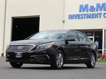 2016 Hyundai Sonata SE / Sedan / Back up camera / Factory Warranty Sedan