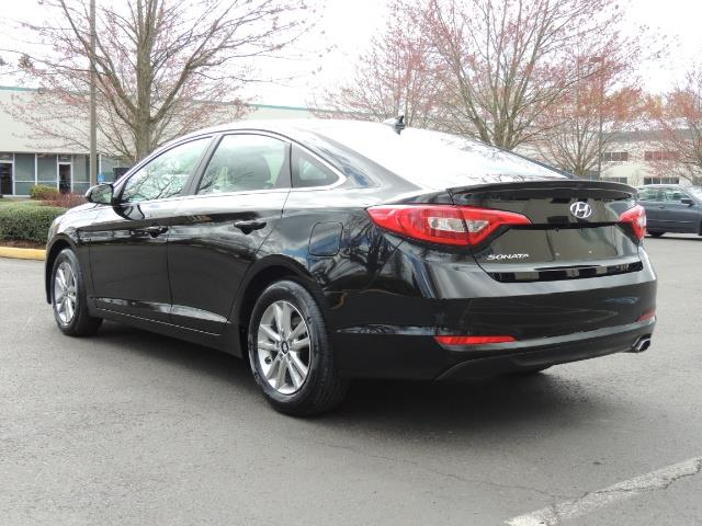 2016 Hyundai Sonata SE / Sedan / Back up camera / Factory Warranty - Photo 7 - Portland, OR 97217
