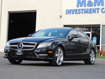 2014 Mercedes-Benz CLS CLS 550 / 4-Door Coupe / Blind Spot / 15K MILES Sedan