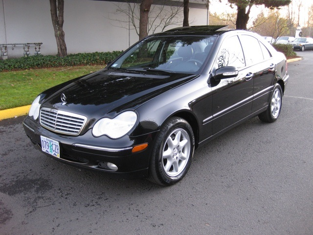 2003 mercedes benz c240 4matic 4wd for Mercedes benz c240 wheels