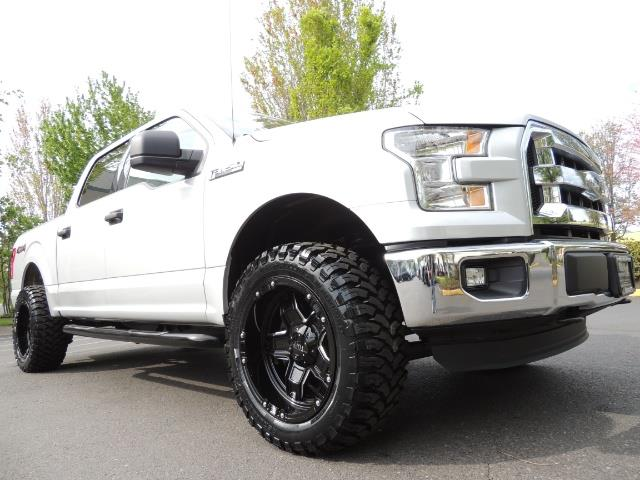 2016 Ford F-150 XLT / 4X4 / Crew Cab / 8Cyl / 18K MILES/ LIFTED - Photo 10 - Portland, OR 97217