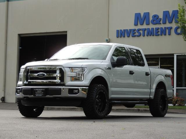 2016 Ford F-150 XLT / 4X4 / Crew Cab / 8Cyl / 18K MILES/ LIFTED - Photo 1 - Portland, OR 97217