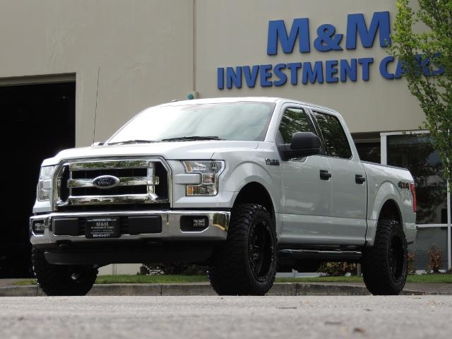 2016 Ford F-150 XLT / 4X4 / Crew Cab / 8Cyl / 18K MILES/ LIFTED - Photo 49 - Portland, OR 97217