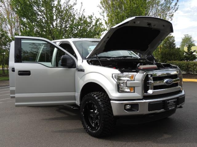 2016 Ford F-150 XLT / 4X4 / Crew Cab / 8Cyl / 18K MILES/ LIFTED - Photo 30 - Portland, OR 97217