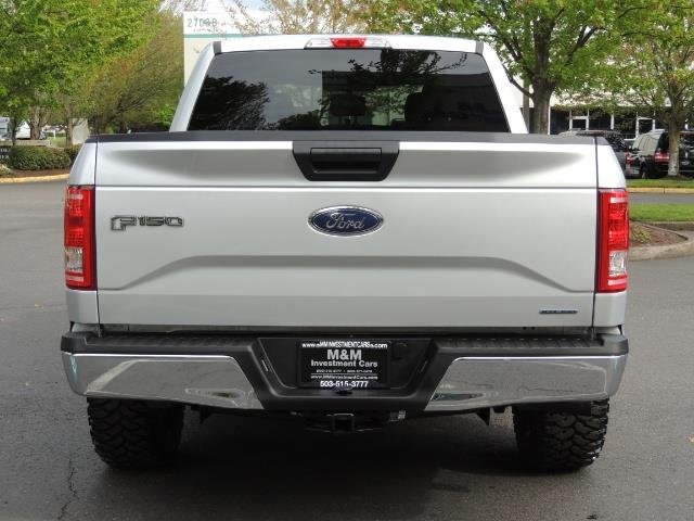 2016 Ford F-150 XLT / 4X4 / Crew Cab / 8Cyl / 18K MILES/ LIFTED - Photo 6 - Portland, OR 97217