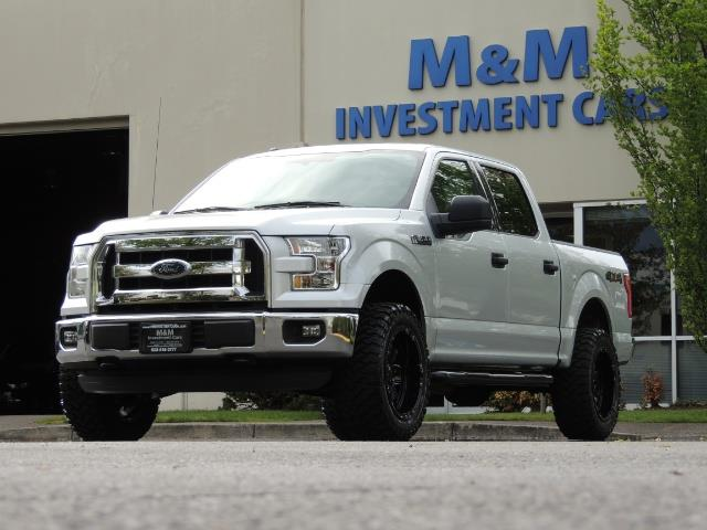 2016 Ford F-150 XLT / 4X4 / Crew Cab / 8Cyl / 18K MILES/ LIFTED - Photo 33 - Portland, OR 97217