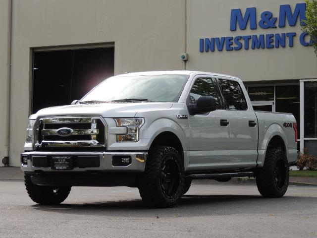 2016 Ford F-150 XLT / 4X4 / Crew Cab / 8Cyl / 18K MILES/ LIFTED - Photo 45 - Portland, OR 97217