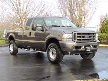 2002 Ford F-250 XLT 4X4 Power Stroke Turbo Diesel 7.3Liter 2-Owner Truck