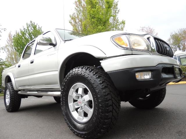 2002 Toyota Tacoma Limited V6 4dr Double Cab / 4X4 / RR DIFF LOCKS - Photo 10 - Portland, OR 97217