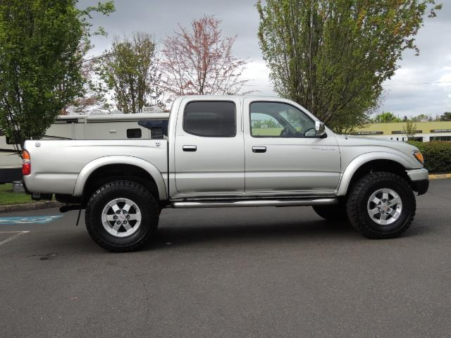 2002 Toyota Tacoma Limited V6 4dr Double Cab / 4X4 / RR DIFF LOCKS - Photo 4 - Portland, OR 97217