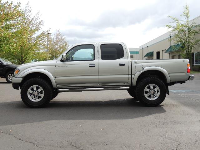 2002 Toyota Tacoma Limited V6 4dr Double Cab / 4X4 / RR DIFF LOCKS - Photo 3 - Portland, OR 97217