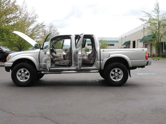2002 Toyota Tacoma Limited V6 4dr Double Cab / 4X4 / RR DIFF LOCKS - Photo 26 - Portland, OR 97217