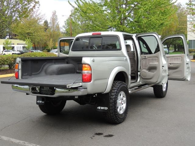 2002 Toyota Tacoma Limited V6 4dr Double Cab / 4X4 / RR DIFF LOCKS - Photo 29 - Portland, OR 97217