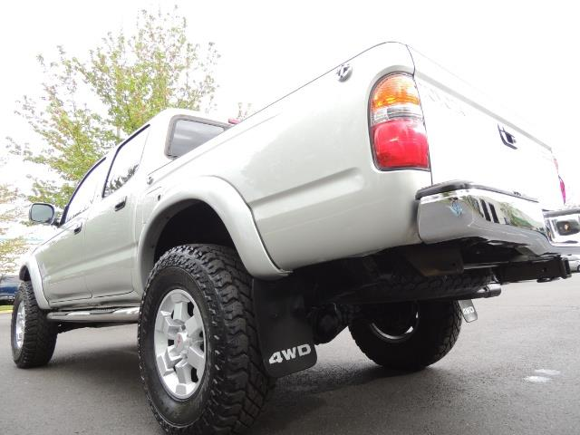 2002 Toyota Tacoma Limited V6 4dr Double Cab / 4X4 / RR DIFF LOCKS - Photo 11 - Portland, OR 97217