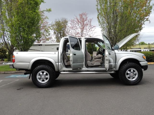 2002 Toyota Tacoma Limited V6 4dr Double Cab / 4X4 / RR DIFF LOCKS - Photo 30 - Portland, OR 97217