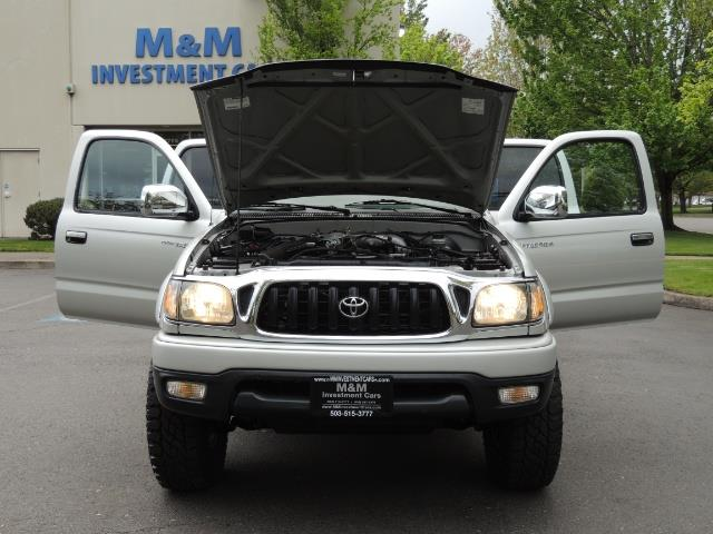 2002 Toyota Tacoma Limited V6 4dr Double Cab / 4X4 / RR DIFF LOCKS - Photo 32 - Portland, OR 97217