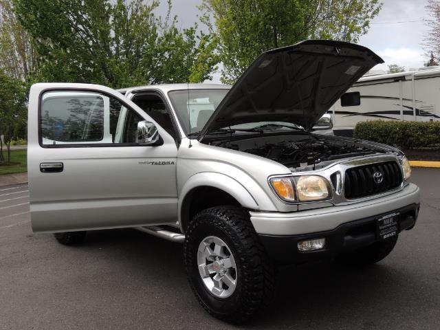 2002 Toyota Tacoma Limited V6 4dr Double Cab / 4X4 / RR DIFF LOCKS - Photo 31 - Portland, OR 97217