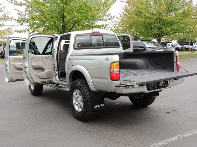 2002 Toyota Tacoma Limited V6 4dr Double Cab / 4X4 / RR DIFF LOCKS - Photo 27 - Portland, OR 97217