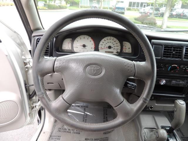 2002 Toyota Tacoma Limited V6 4dr Double Cab / 4X4 / RR DIFF LOCKS - Photo 39 - Portland, OR 97217