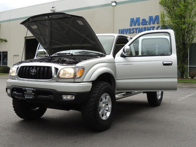 2002 Toyota Tacoma Limited V6 4dr Double Cab / 4X4 / RR DIFF LOCKS - Photo 25 - Portland, OR 97217