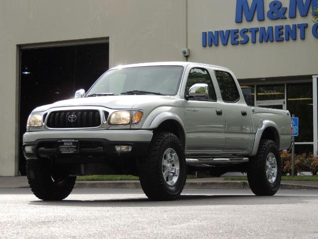 2002 Toyota Tacoma Limited V6 4dr Double Cab / 4X4 / RR DIFF LOCKS - Photo 45 - Portland, OR 97217