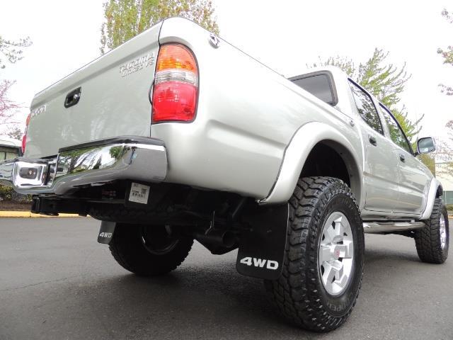 2002 Toyota Tacoma Limited V6 4dr Double Cab / 4X4 / RR DIFF LOCKS - Photo 12 - Portland, OR 97217