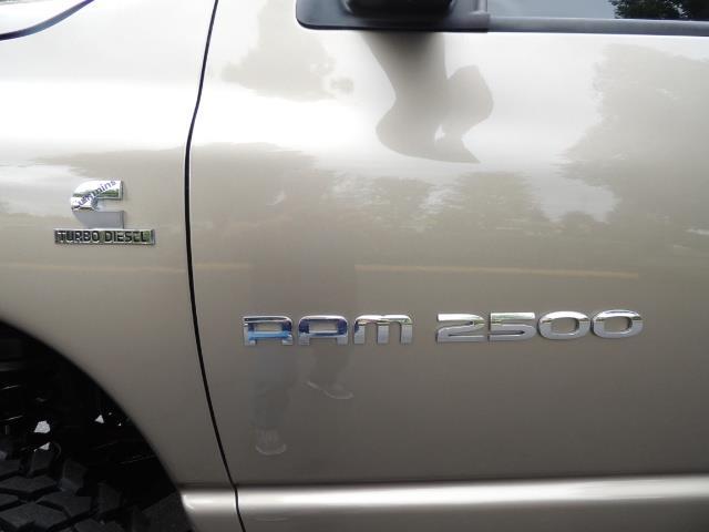 2006 Dodge Ram 2500 SLT SLT 4dr Mega Cab / 4X4 / 5.9L CUMMINS DIESEL - Photo 40 - Portland, OR 97217