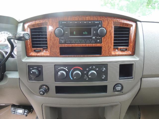 2006 Dodge Ram 2500 SLT SLT 4dr Mega Cab / 4X4 / 5.9L CUMMINS DIESEL - Photo 20 - Portland, OR 97217