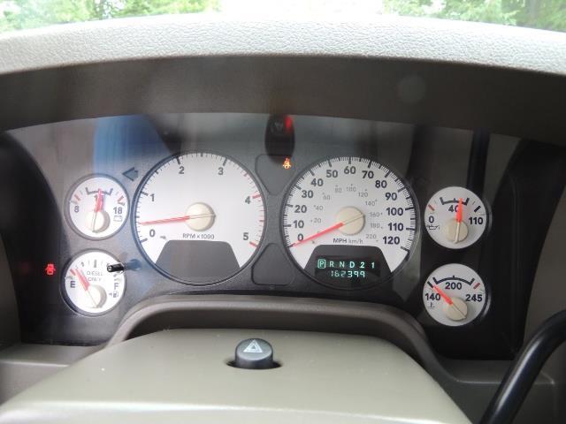 2006 Dodge Ram 2500 SLT SLT 4dr Mega Cab / 4X4 / 5.9L CUMMINS DIESEL - Photo 36 - Portland, OR 97217