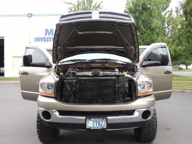 2006 Dodge Ram 2500 SLT SLT 4dr Mega Cab / 4X4 / 5.9L CUMMINS DIESEL - Photo 31 - Portland, OR 97217