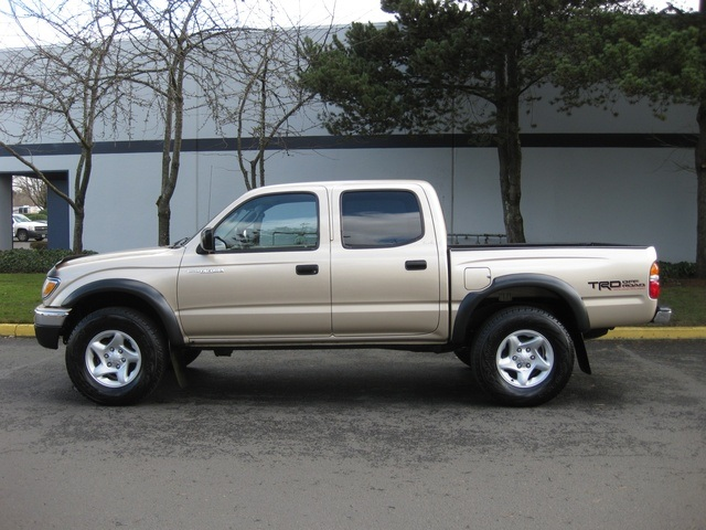 2003 toyota tacoma prerunner v6 auto double cab. Black Bedroom Furniture Sets. Home Design Ideas