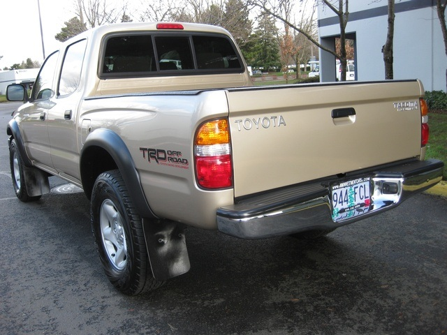 2003 toyota tacoma prerunner v6 auto double cab differential lock. Black Bedroom Furniture Sets. Home Design Ideas