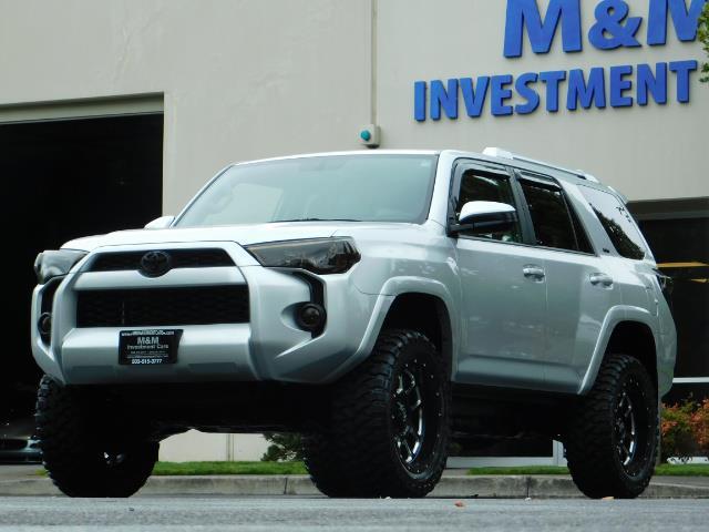 2016 Toyota 4Runner SR5 / 4WD / Navigation / backup camera / LIFTED - Photo 52 - Portland, OR 97217