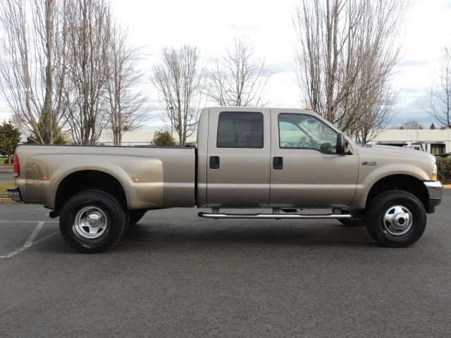 2002 ford f 350 dually lifted. Black Bedroom Furniture Sets. Home Design Ideas