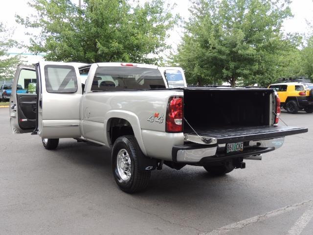 2006 Chevrolet Silverado 2500 LBZ 4X4 Long Bed 6.6L DURAMAX / Allison / 101K MLS - Photo 30 - Portland, OR 97217