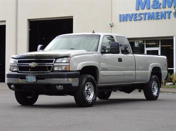 2006 Chevrolet Silverado 2500 LBZ 4X4 Long Bed 6.6L DURAMAX / Allison / 101K MLS Truck