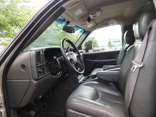 2006 Chevrolet Silverado 2500 LBZ 4X4 Long Bed 6.6L DURAMAX / Allison / 101K MLS - Photo 12 - Portland, OR 97217