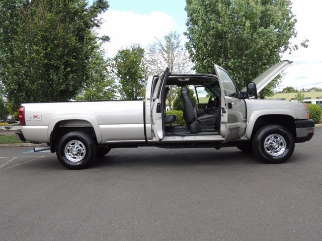 2006 Chevrolet Silverado 2500 LBZ 4X4 Long Bed 6.6L DURAMAX / Allison / 101K MLS - Photo 23 - Portland, OR 97217