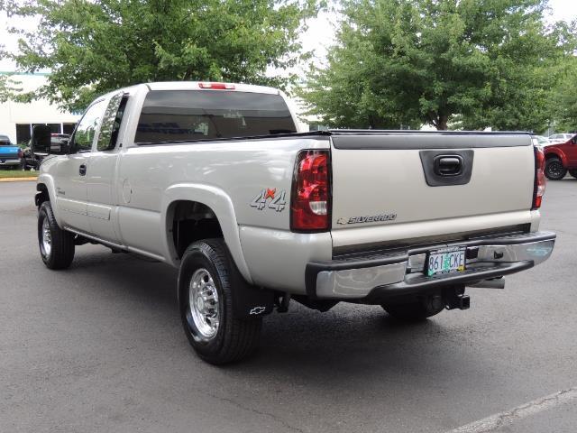 2006 Chevrolet Silverado 2500 LBZ 4X4 Long Bed 6.6L DURAMAX / Allison / 101K MLS - Photo 7 - Portland, OR 97217