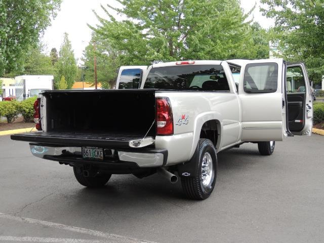2006 Chevrolet Silverado 2500 LBZ 4X4 Long Bed 6.6L DURAMAX / Allison / 101K MLS - Photo 32 - Portland, OR 97217