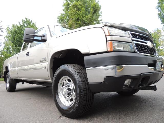 2006 Chevrolet Silverado 2500 LBZ 4X4 Long Bed 6.6L DURAMAX / Allison / 101K MLS - Photo 10 - Portland, OR 97217